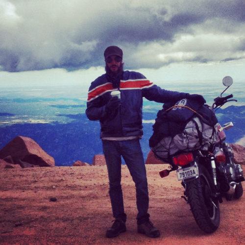 Le trip de moto d'une vie de Montréal jusqu'au Guatemala