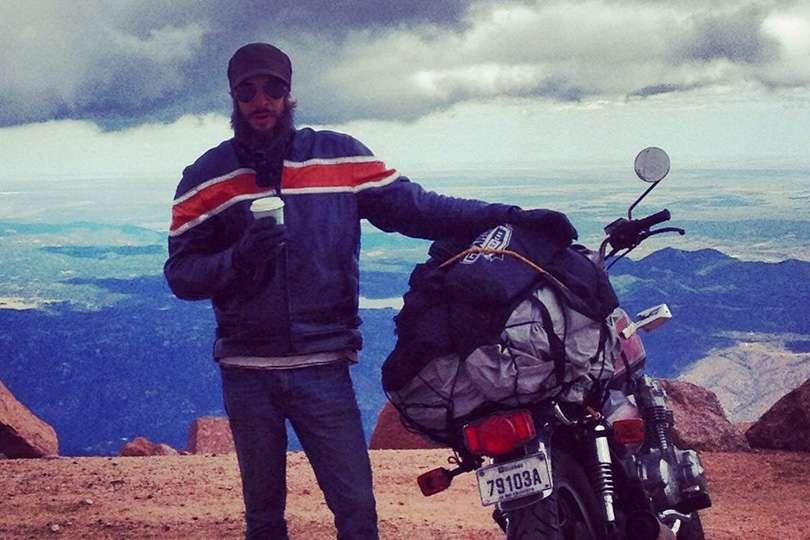 Frank et El Pancho - Le trip de moto d'une vie jusqu'au Guatemala - Nomad Junkies