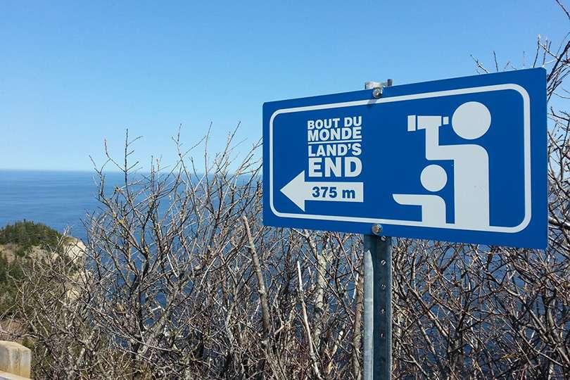Fin du monde Gaspésie - Roadtrip : d'un secret à l'autre en Gaspésie - Nomad Junkies