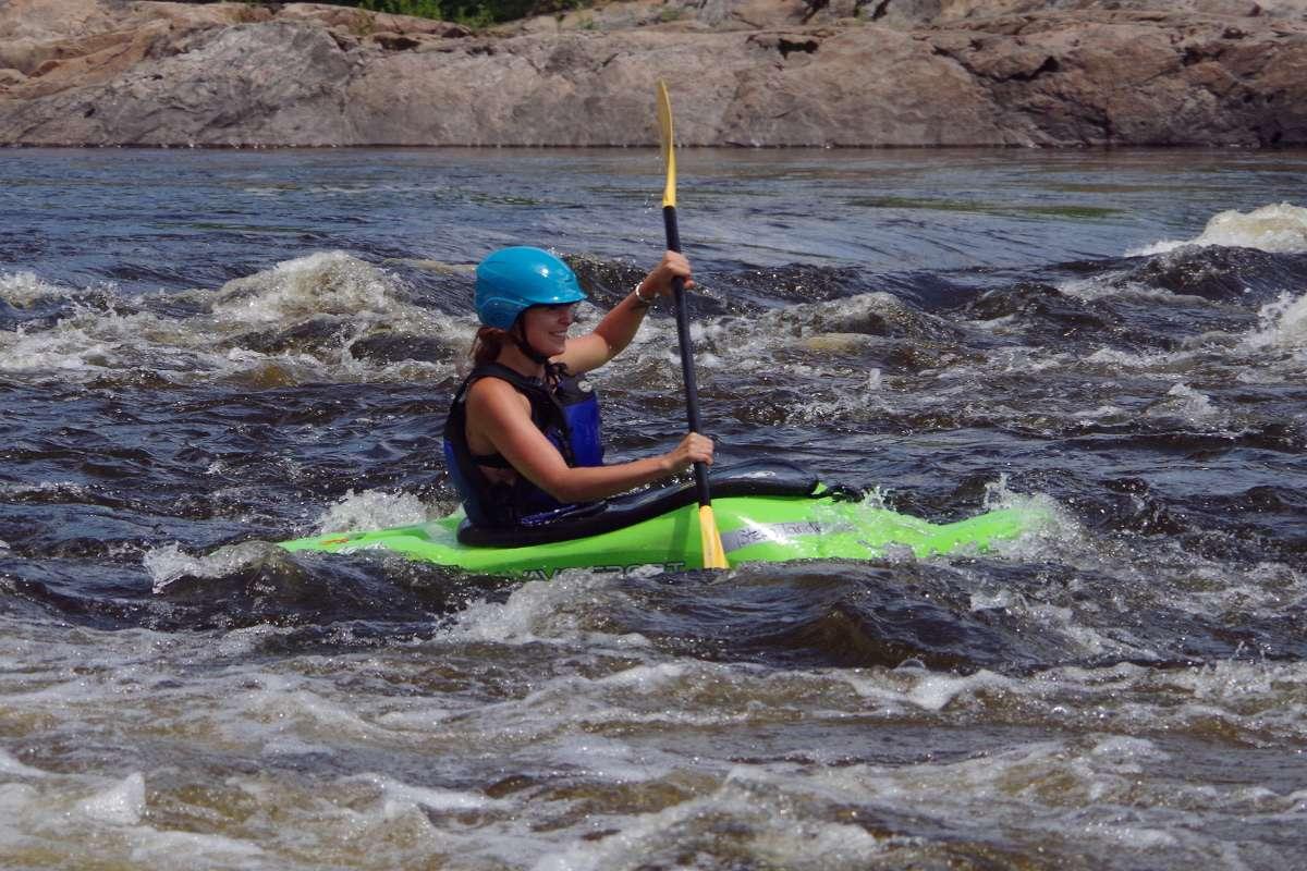 L'expérience Torrent : Kayak, rivières, filles et fiesta