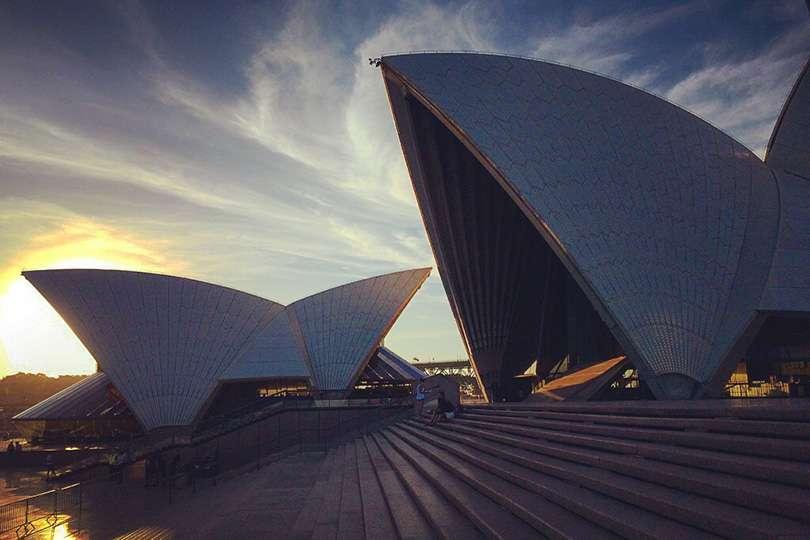 Opéra de Sydney - Dans ton sac : appareil photo ou téléphone? - Nomad Junkies