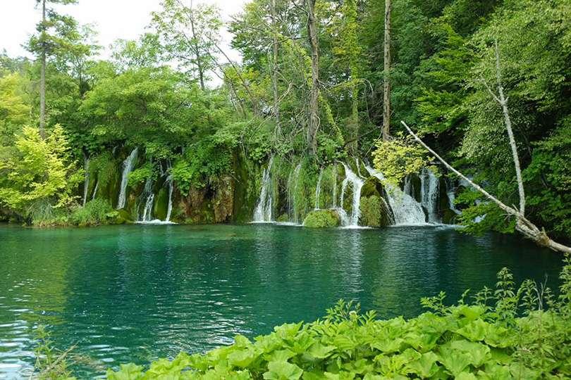 Plitvice Lakes - Island Hopping en Croatie - Nomad Junkies