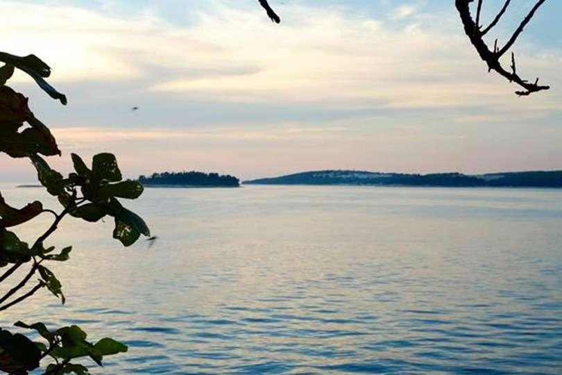 Rovinj coucher de soleil - Island Hopping en Croatie - Nomad Junkies