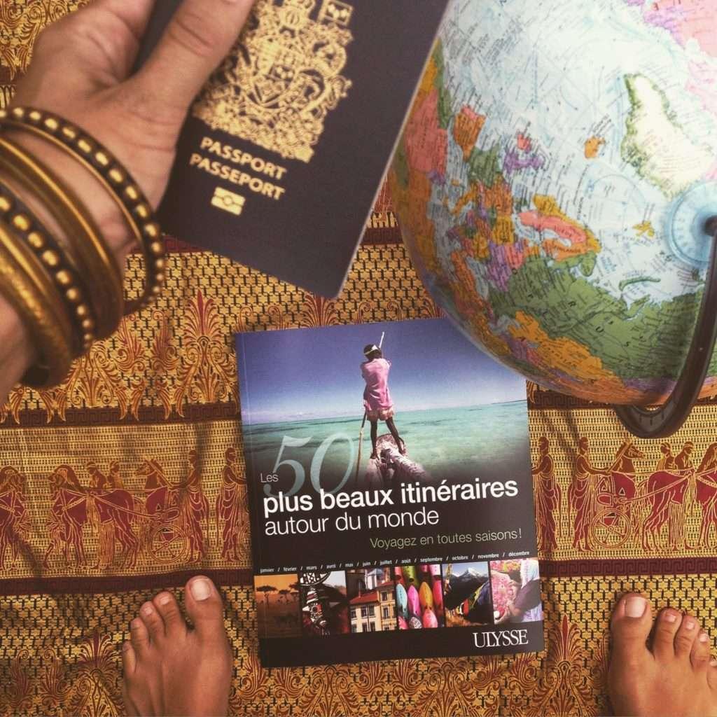 Itinéraire - 8 trucs pour faire exister le voyage dans ton quotidien - Nomad Junkies
