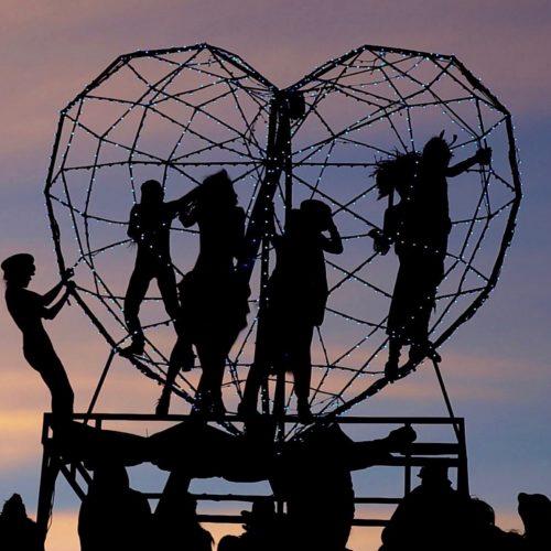 Burning Man : Dans un univers parallèle