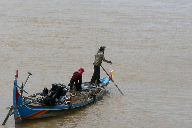Bateau Cambodge - 5 fun facts sur le Cambodge - Nomad Junkies