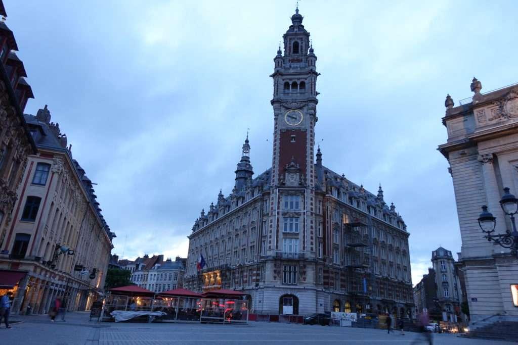Beffroi - Escapade à Lille - Nomad Junkies