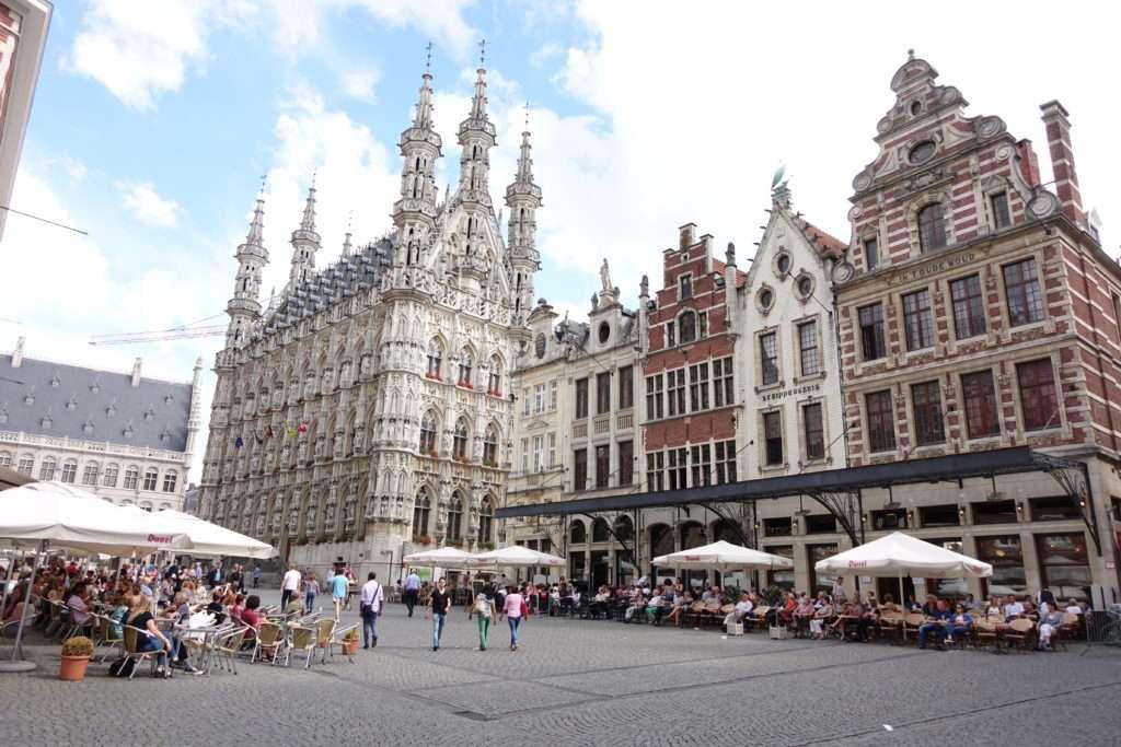 Town Hall - Destination de nomade : Leuven - Nomad Junkies