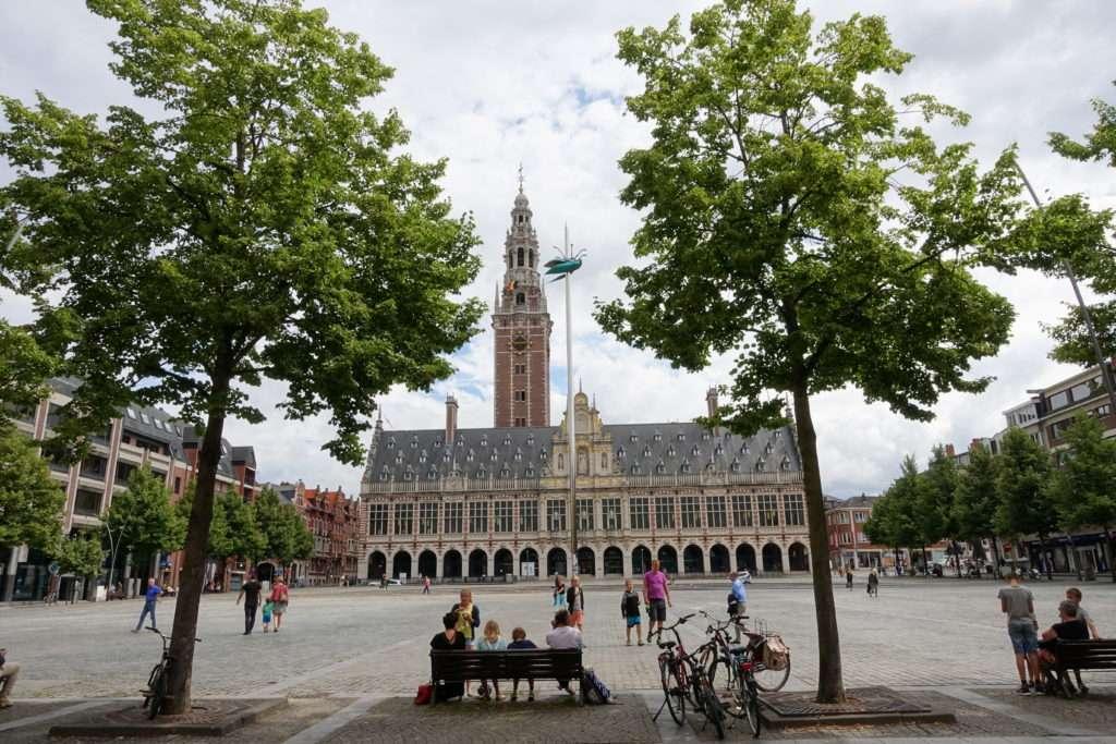 Scarabée - Destination de nomade : Leuven - Nomad Junkies