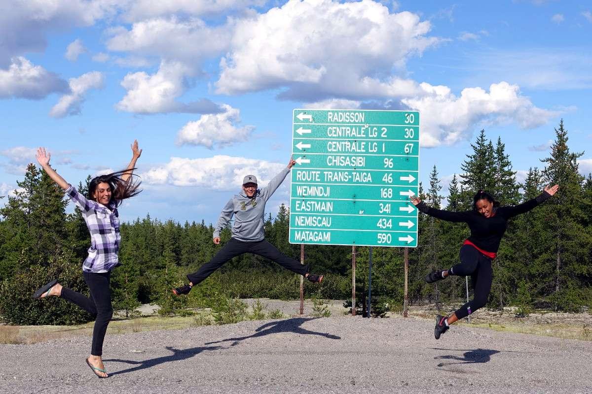 Itinéraire 10 jours Baie-James roadtrip - Québec - Canada - Nomad Junkies