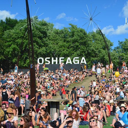 Osheaga : un festival de voyage