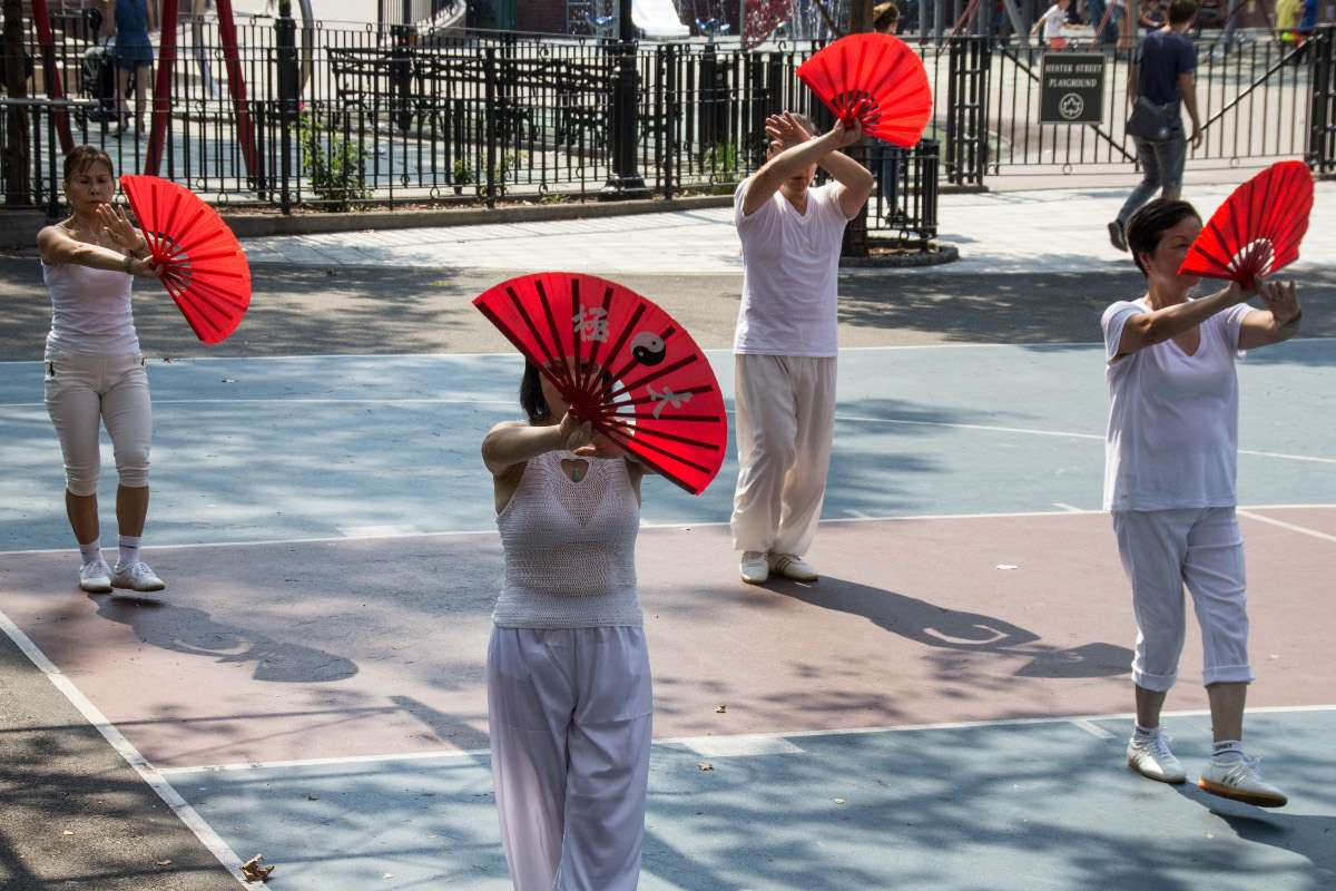 Chinatown - New York - Nomad Junkies