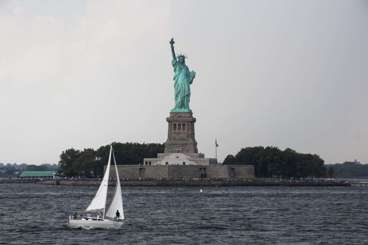 Statue de la Liberté - New York - Nomad Junkies
