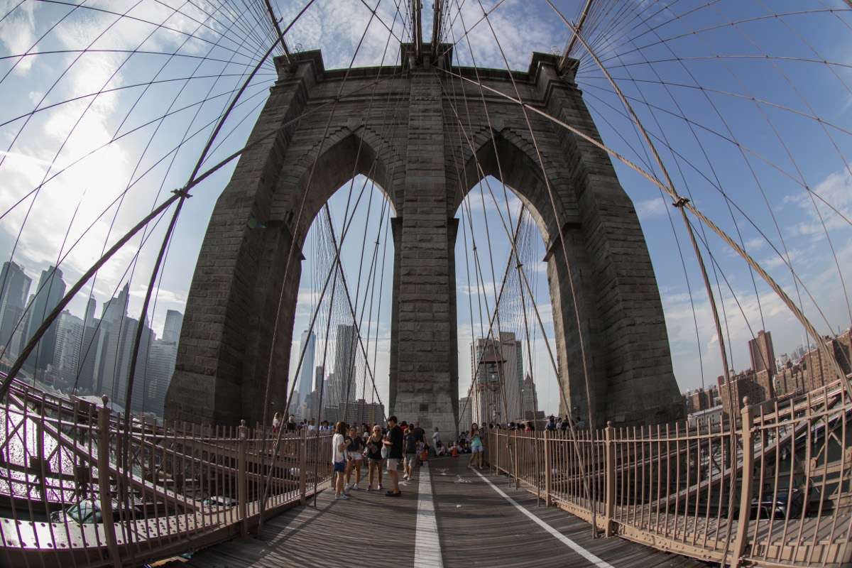 Pont de Brooklyn - New York - Nomad Junkies