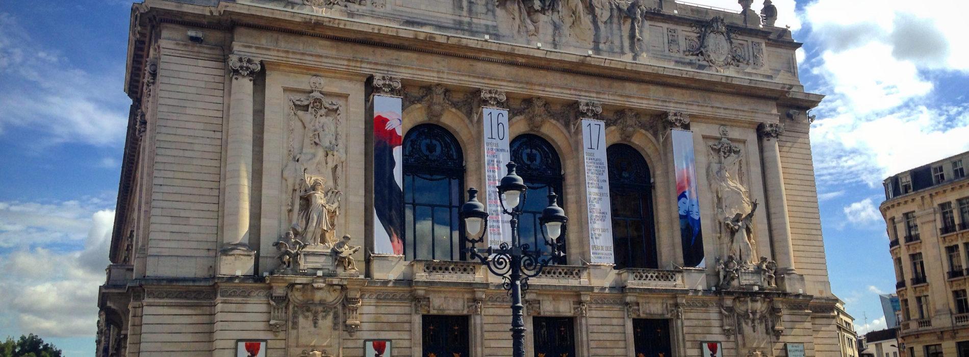 Escapade à Lille (ou comment prendre un break de Paris)