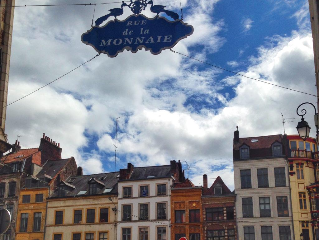 Rue de la Monnaie - Escapade à Lille - Nomad Junkies