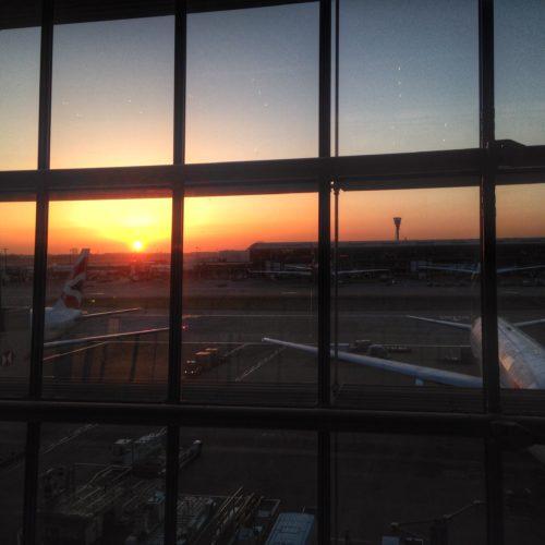 La vie est comme un aéroport