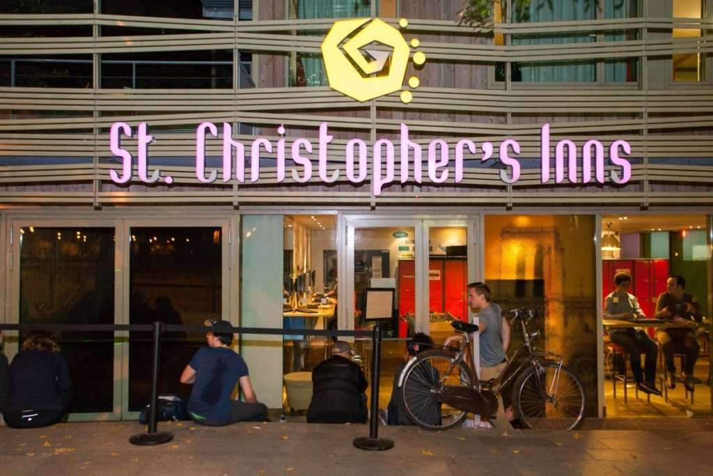 St Christophers - Top 10 des auberges de jeunesse de party en Europe - Nomad Junkies