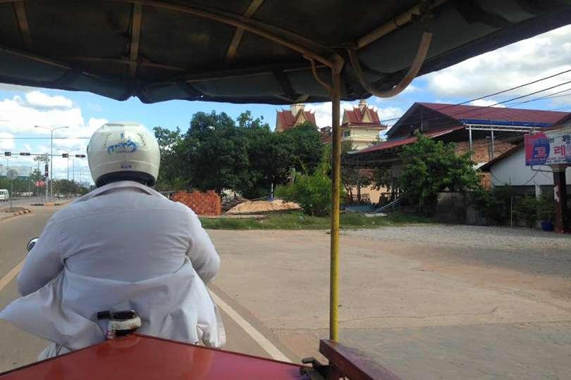 Tuk-Tuk Cambodge - Cambodge : Le voyage, ce n'est pas toujours rose - Nomad Junkies