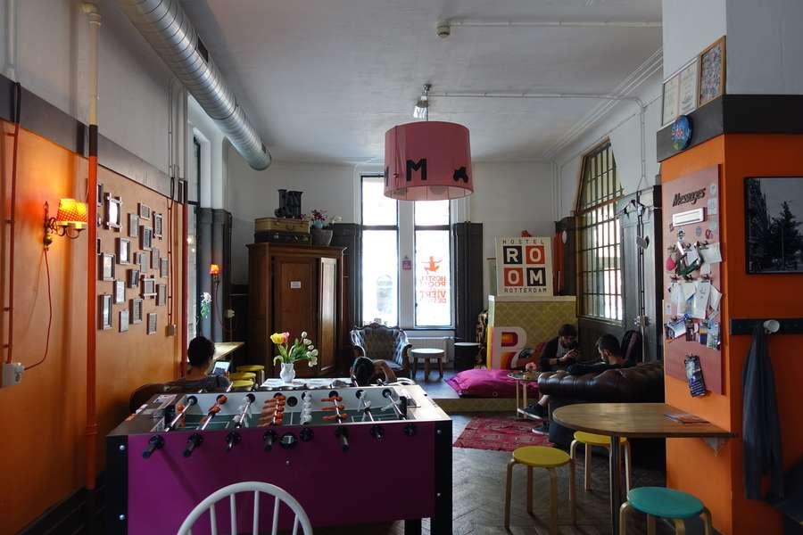 Room - Top 10 des auberges de jeunesse de party en Europe - Nomad Junkies