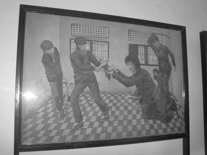 Prison Cambodge - Nomad Junkies
