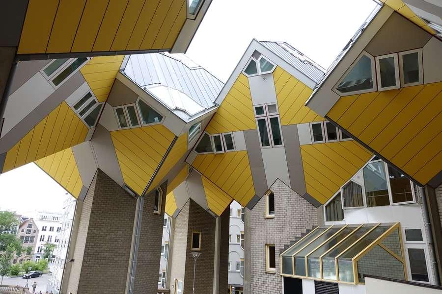 Kubus - 5 raisons pourquoi Rotterdam c'est LA ville à visiter - Nomad Junkies