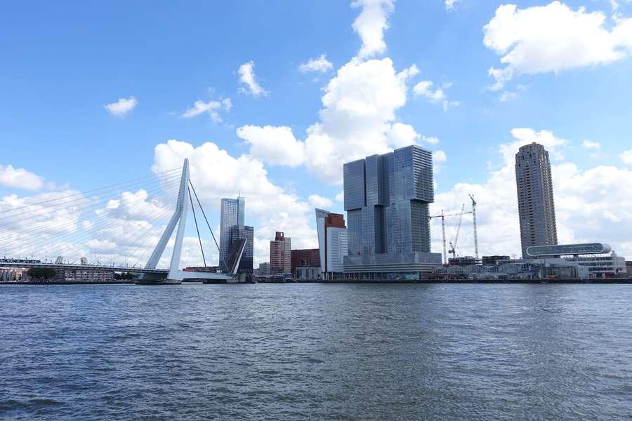 Erasmus - 5 raisons pourquoi Rotterdam c'est LA ville à visiter - Nomad Junkies