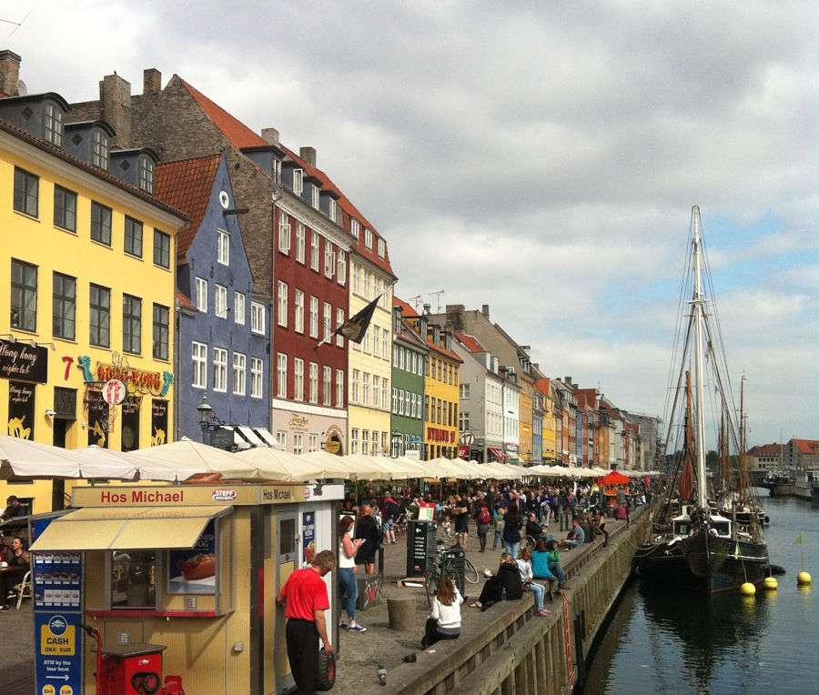 Nyhavn - 50 façons alternatives de découvrir Copenhague - Nomad Junkies