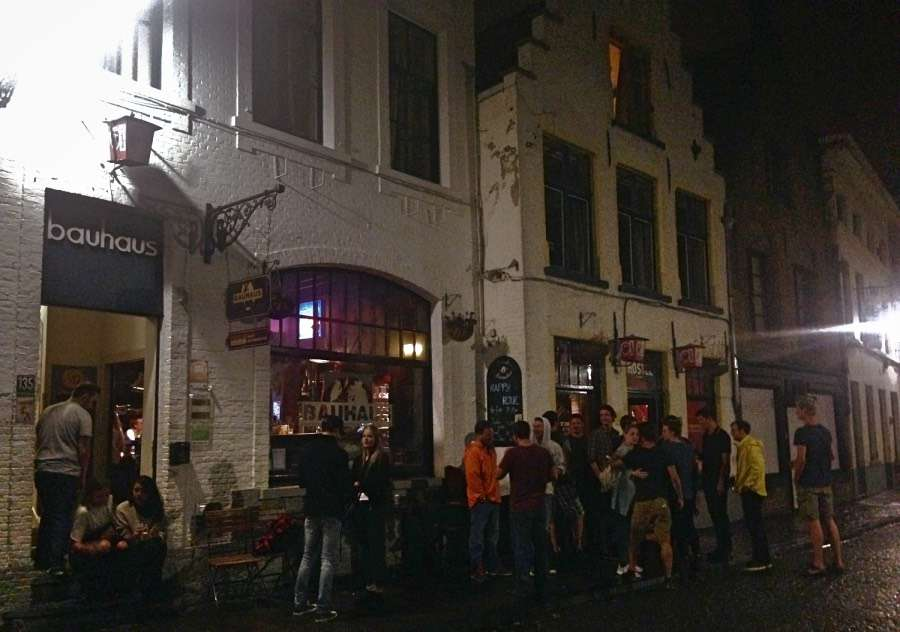 Bauhaus - Bruges 20 astuces pour visiter sans se ruiner - Nomad Junkies