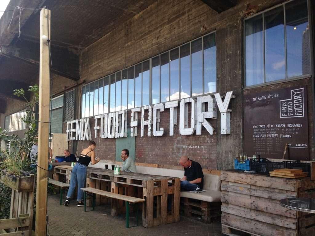 Fenix Food Factory - 5 raisons pourquoi Rotterdam c'est LA ville à visiter - Nomad Junkies