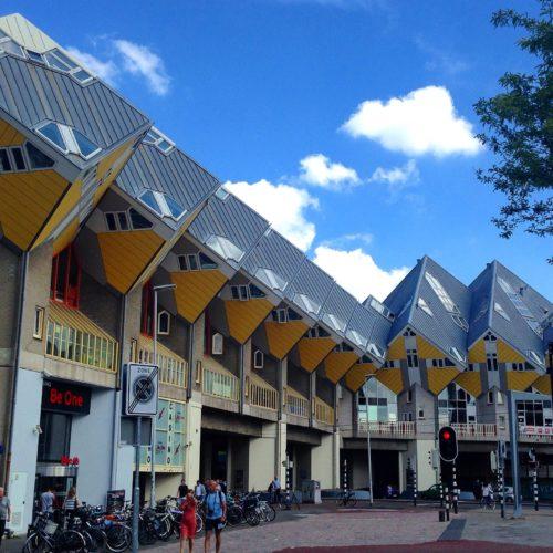 5 raisons pourquoi Rotterdam est LA ville à visiter