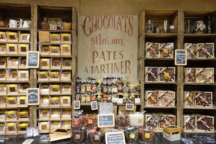 Chocolat - Bruges 20 astuces pour visiter sans se ruiner - Nomad Junkies