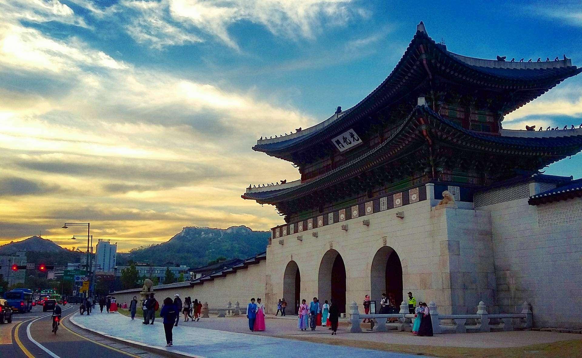 Séoul Palais - Le fameux « vol du retour » - Nomad Junkies