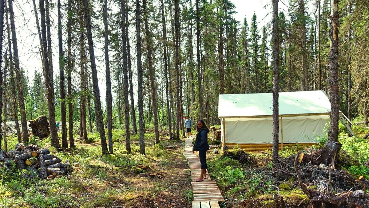 Camp Cri - Voyage au nord du Québec à la découverte de la culture crie - Nomad Junkies