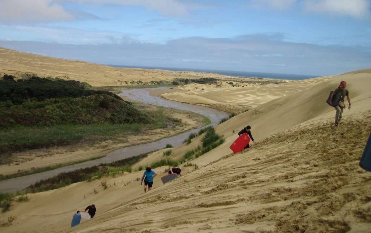 Dunes - Sois le stagiaire qui voyage - Nomad Junkies