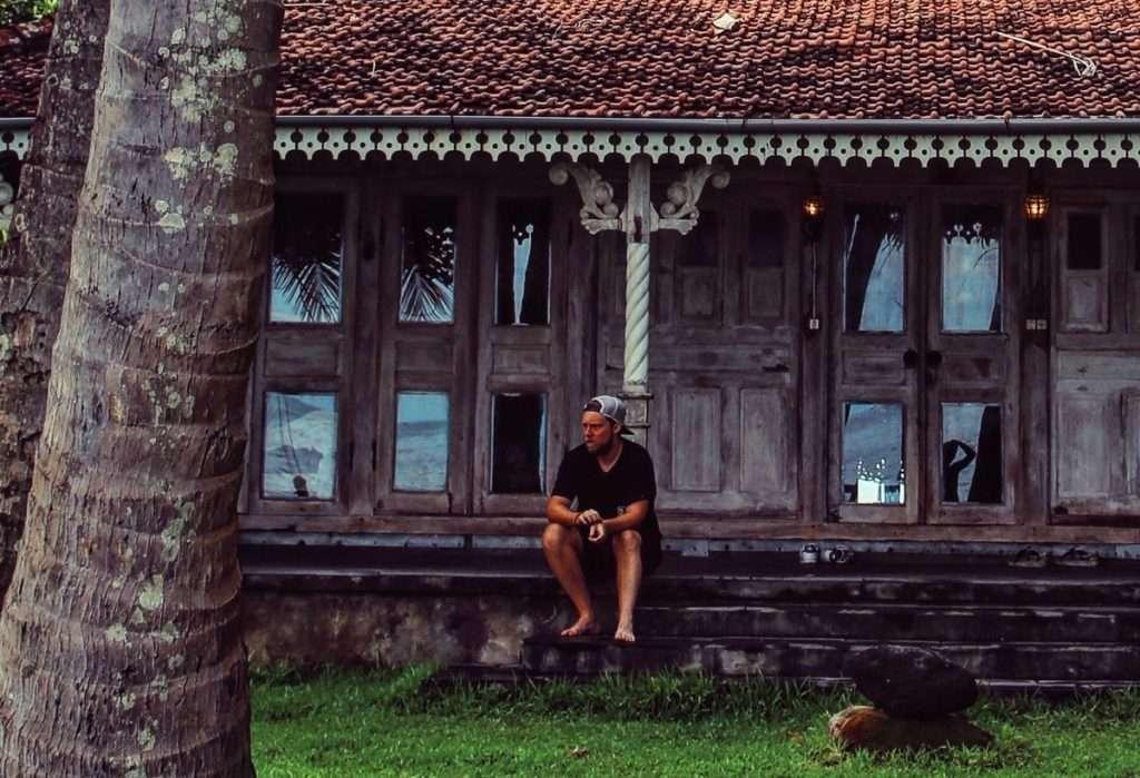Kevin Bali - Portrait de nomade : Kevin Latrem du Gypsy - Nomad Junkies