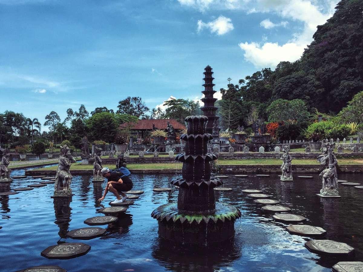 Bali - Portrait de nomade : Kevin Latrem du Gypsy - Nomad Junkies