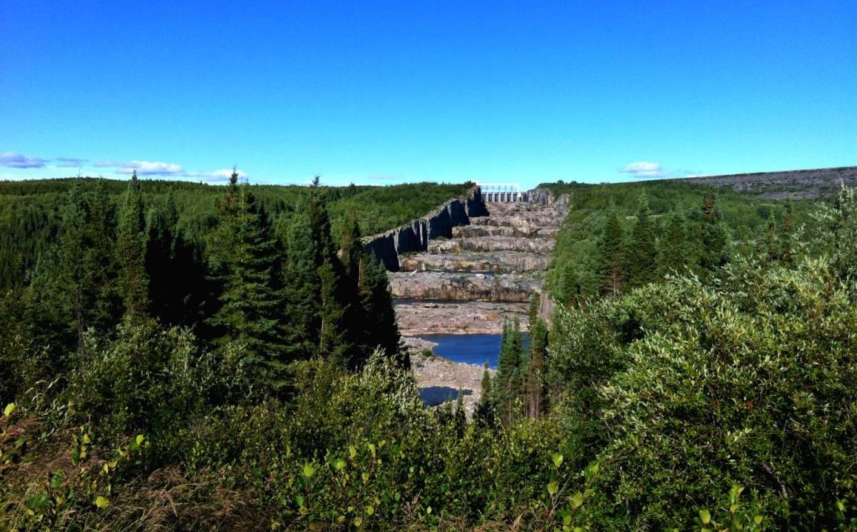 Escalier de géant - Voyage au nord du Québec à la découverte de la culture crie - Nomad Junkies