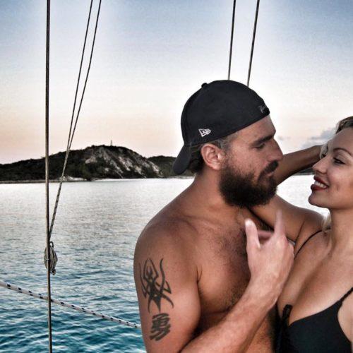 Portrait de nomades : Lindsay et Nicolas en voilier autour du monde