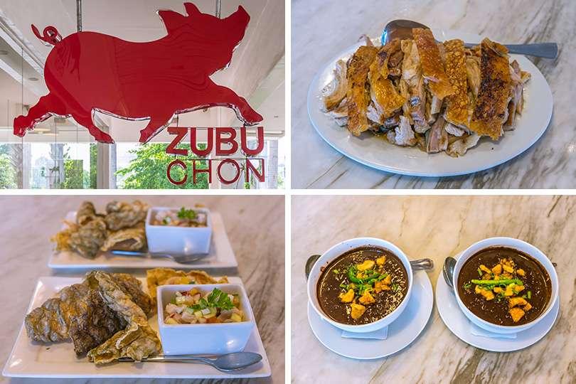 Zubuchon, Lechon, Fish skin tacos, Dinaguan - Bohol et Cebu : deux îles hors des sentiers battus aux Philippines - Nomad Junkies