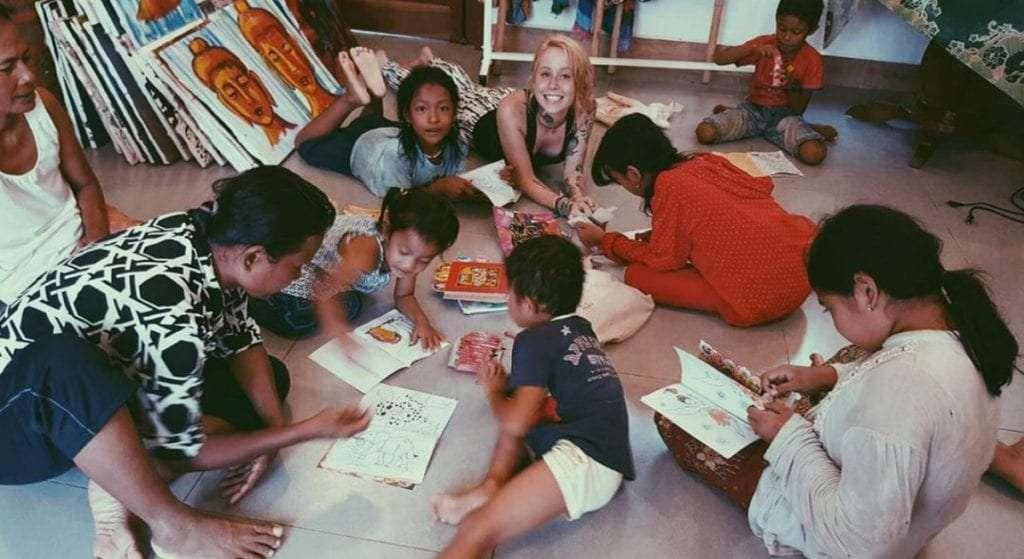 Enfants Cambodge - Le voyage pour changer le monde... et soi-même! - Nomad Junkies