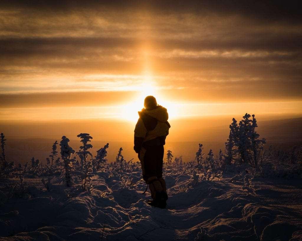 Coucher de soleil - Portrait de nomade: 7 questions à Alex de IamNoMad - Nomad Junkies