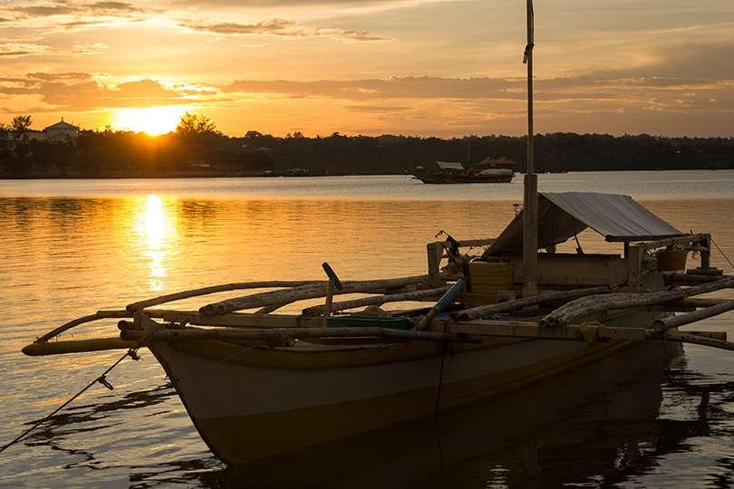 Coucher de soleil - Bohol et Cebu : deux îles hors des sentiers battus aux Philippines - Nomad Junkies