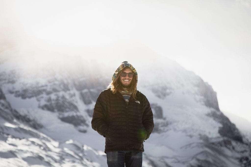 Alex - Portrait de nomade: 7 questions à Alex de IamNoMad - Nomad Junkies