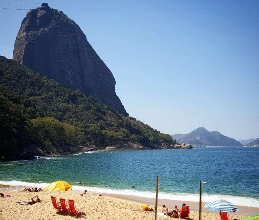 Red Beach - Quoi faire à Rio de Janeiro : 10 incontournables pour une première visite - Nomad Junkies
