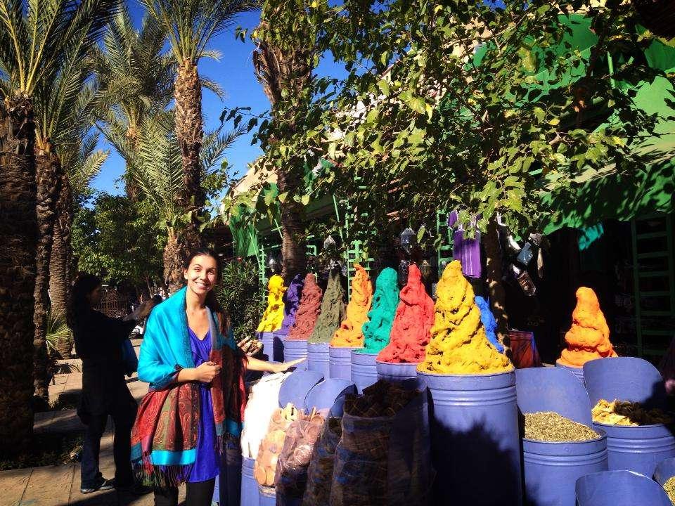 Maroc - La fille qui bouffe rien en voyage - Nomad Junkies