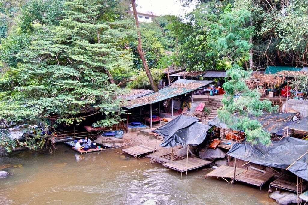 Chutes Mae Pan - Doi Inthanon : Le bijou caché de Chiang Mai - Nomad Junkies