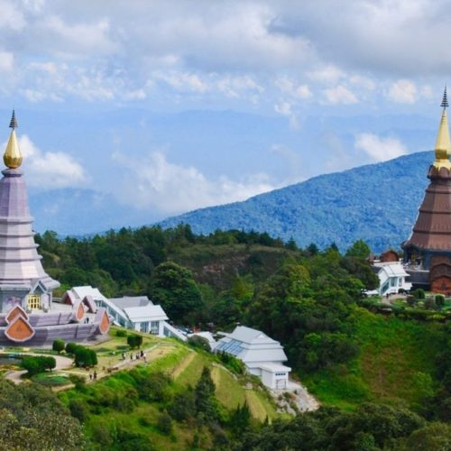 Doi Inthanon : Le bijou caché de Chiang Mai
