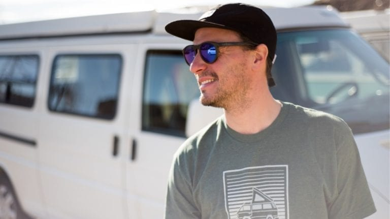 Nomad Spotlight: 7 Questions for Julien From Go-Van