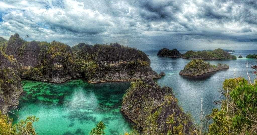 Starfish Bay - Indonésie : 10 endroits cachés à découvrir absolument - Nomad Junkies